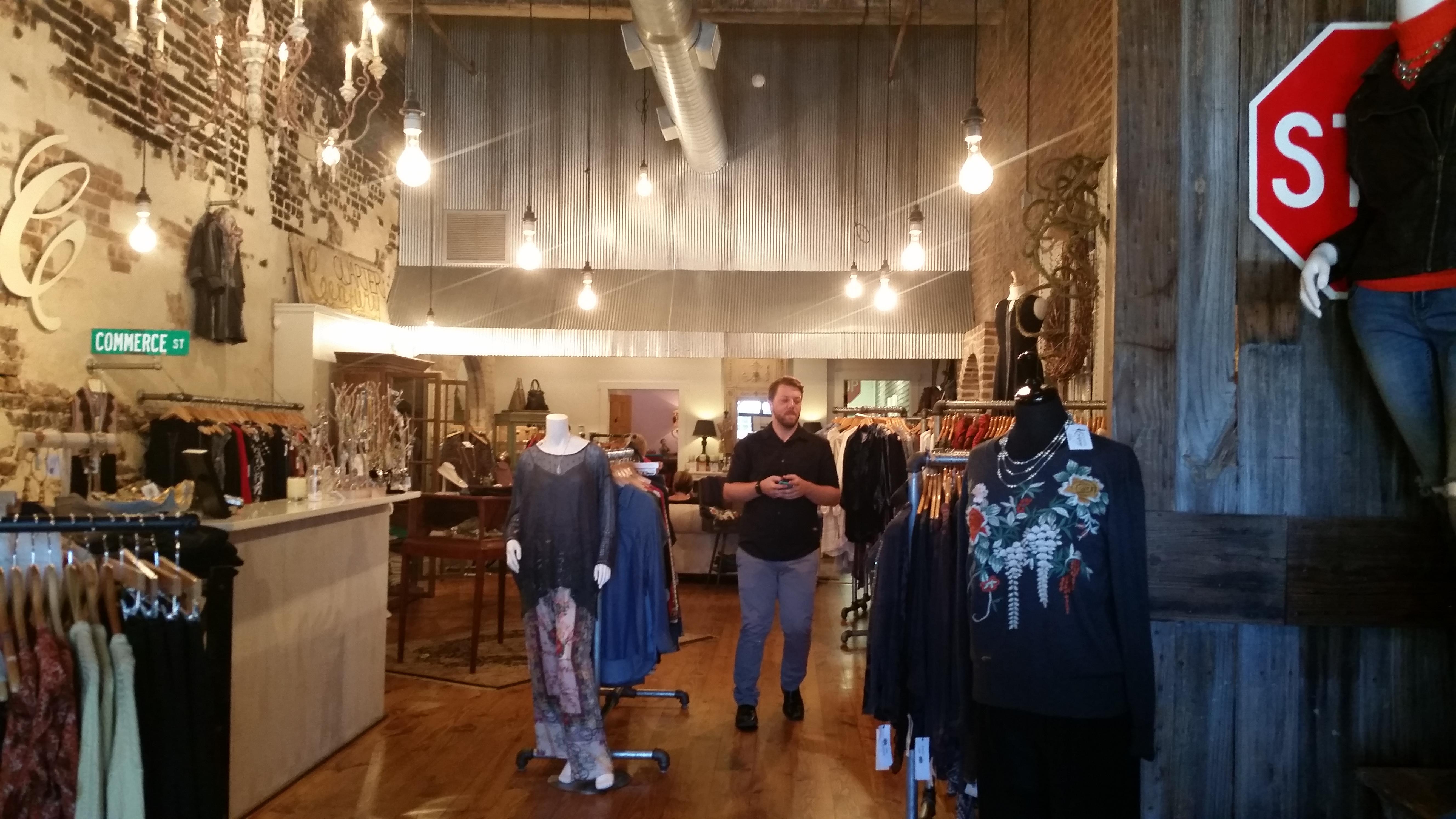 Clothing stores in hattiesburg ms