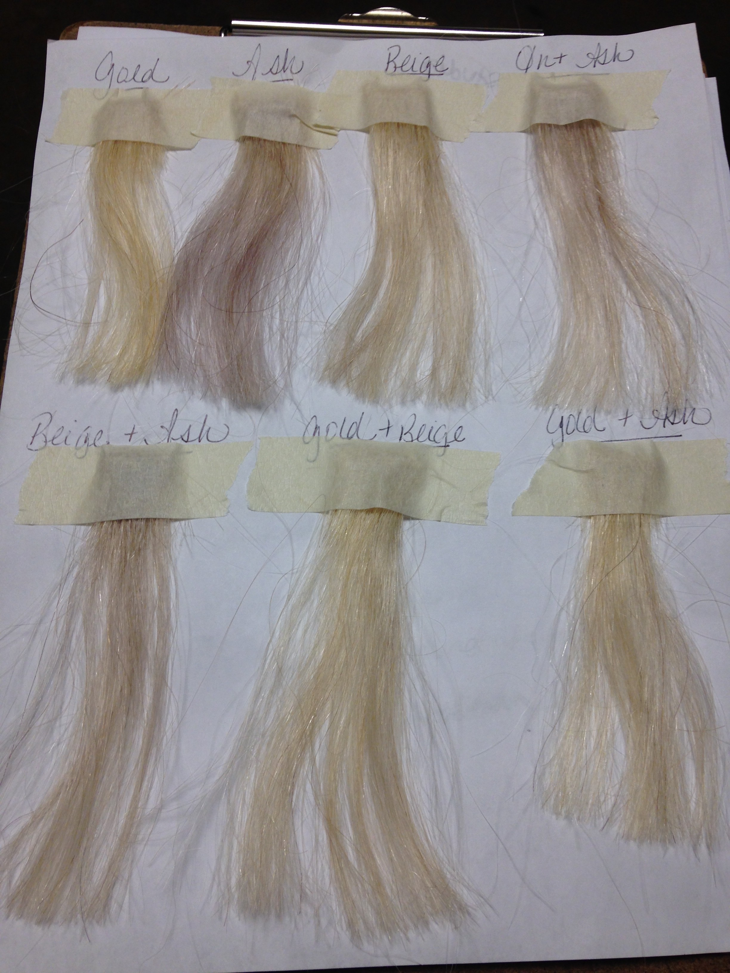 New Aveda Specialty Glosses For Luxury Blondes Hair